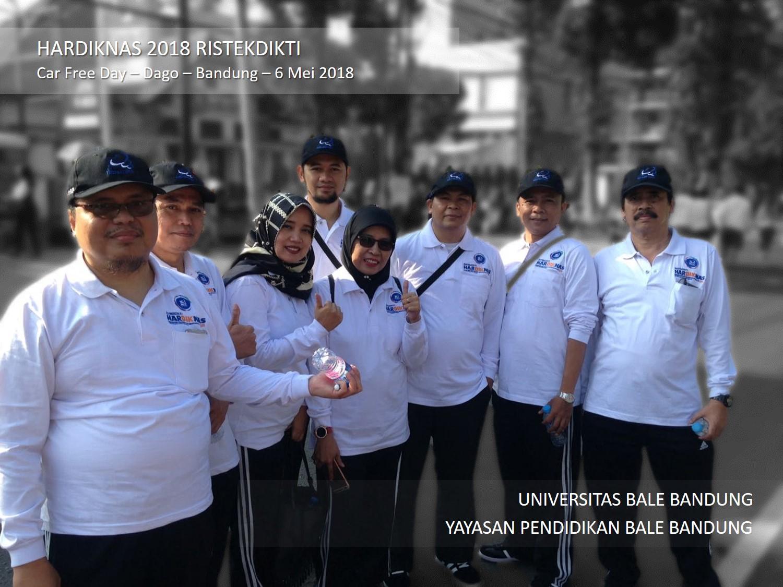 FTI UNIBBA mengikuti HARDIKNAS 2018