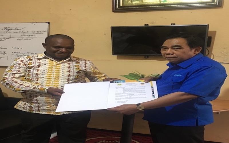 Kerjasama UNIBBA dengan Pemerintah Kabupaten Pegunungan Bintang Papua